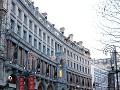 the Meir, Antwerps' and Belgium main shopping lane