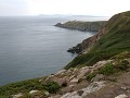 the cliff path, Howth