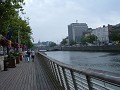 the boardwalk & the Liffey