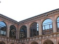 Bologna hosts the world's oldest university.