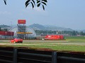 the Fiorano track (La pista di Fiorano), here are