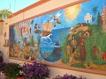 the famous Todos Santos Murals