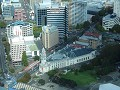 Aotea Sq, with Auckland city council. taken from t