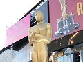More gold added to the Oscar statue..