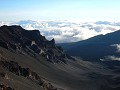 awe-inspiring Haleakala crater valley