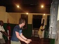 After the capoeira class that night we went with a