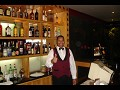 Our resident bar man in the hotel...cool innE! The