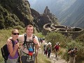 Day 3 of the Inca Trail....