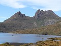 Het Nationaal park Cradle Mountain-Lake St Clair,