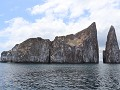 Leon Dormido of Kicker Rock is een van de hoofdatt