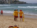 Lifeguard op Bondi Beach