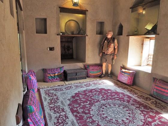 Reisverhaal verenigde arabische emiraten het noordoosten van het