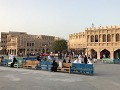 Close to our hotel is Souq Waqif, a cozy area full
