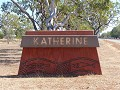 In Aboriginal country, Katherine.