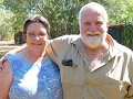 Eddy and Cheryl Vries, thank you for your homestay