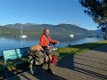 Yep, it's me in Te Anau.