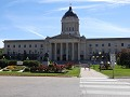 Winnipeg, legislative building