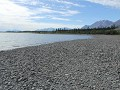 Kluane Lake - Congdon Creek slaapplaats
