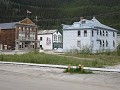Dawson City, straatbeeld