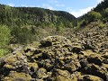 Nass Valley - Nisga'a Memorial Lava Bed, jonge beg