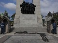 Ottawa - monument op Parlement Hill