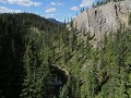 Tumbler Ridge - Monkman Prov Park - The Stone Corr