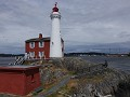 Vancouver Island - Colwood, Fisgard Lighthouse