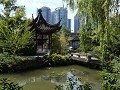 Vancouver City, traditionele Chinese tuin