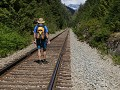 Sea to Sky Highway - Whistler, Train Wreck trail -