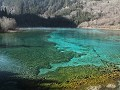 Jiuzhaigou NP, Five-flower lake