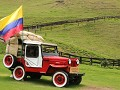 Valle de Cocora, Willy X Jeep