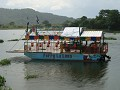 ferry op lago Suchitlan