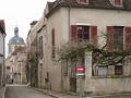 Vezelay : straatbeeld