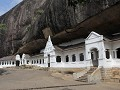 Dambulla royal rock tempel