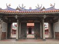 Lukang, Wenkai academy, shrine en martial tempel