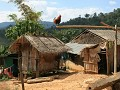 Yao village, Mien people