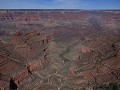 Grand Canyon NP - Rim Trail van Bright Angel naar