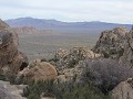 op Teutonia Peak, Mojave National Preserve