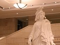 Capitol Building - replica van het Statue of Freed