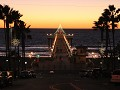 pier van Manhattan Beach