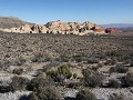 Red Rock Canyon, Keystone Trust wandeling