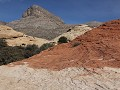 Red Rock Canyon, Calico Tanks wandeling