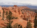 Bryce Canyon NP - wandeling Sunset Point, Navajo-P