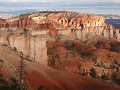 Bryce Canyon NP - wandeling Sunset Point naar Sunr