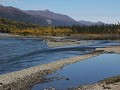Dalton Hwy - traject 3, Jim River in Coldfoot