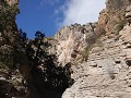 Guadalupe Mountains NP, Devil's Hall Trail