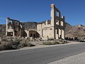 Death Valley, Rhyolite Ghost Town, John's Cook & c