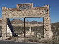 Death Valley, Rhyolite Ghost Town