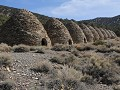 Death Valley, Charcoil Kilns, houtskoolovens