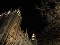 Salt Lake City - Temple Square, kerstverlichting